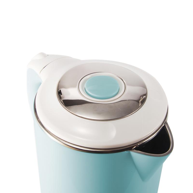 长虹(CHANGHONG)电热水壶 CSH-18D02 1.8L大容量 304食品级不锈钢 3层防烫