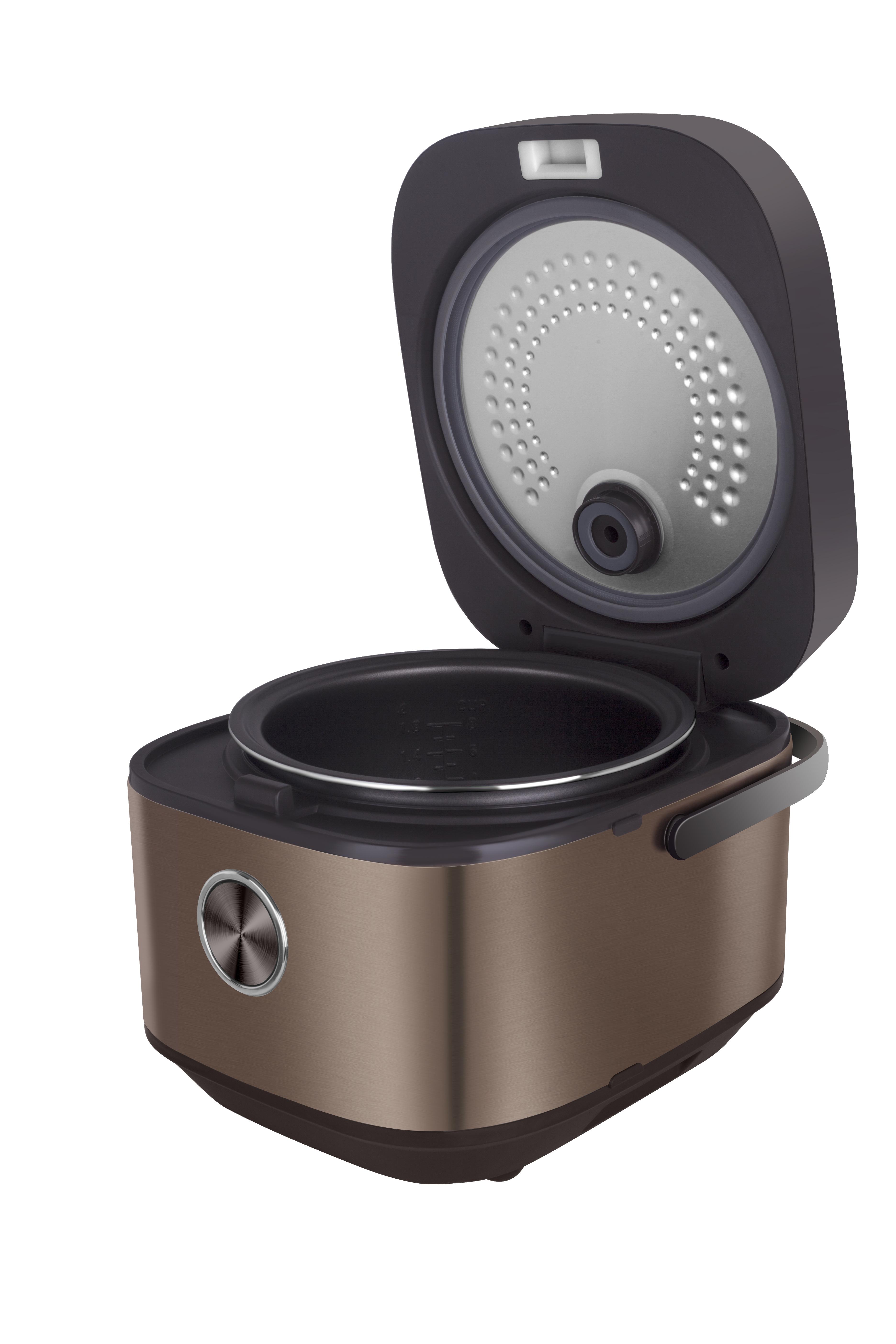 长虹(CHANGHONG)智能方型电饭煲FB40-XQ4,4升黄金容量,轻触微电脑控制,简单方便