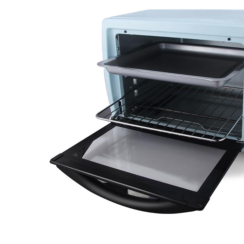长虹(CHANGHONG)KX20-F1电烤箱 20L超大容量 90-230度温控、6档功率