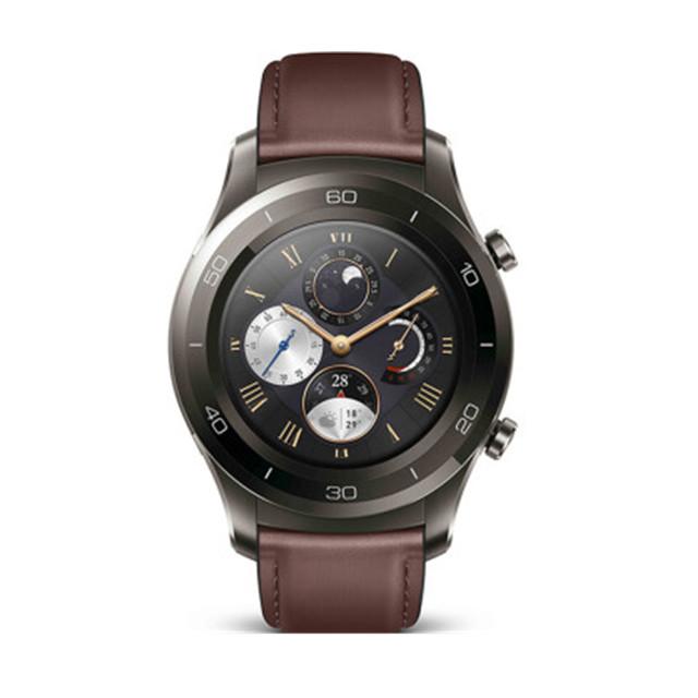 华为 HUA WEI  WATCH 2 Pro华为新款智能手表 4G版(钛银灰)