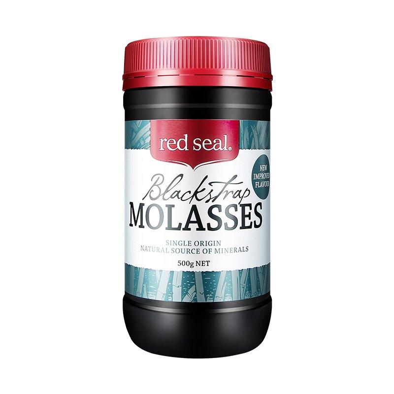 新西兰 Red Seal/红印 红印牌黑蔗糖糖浆 500g