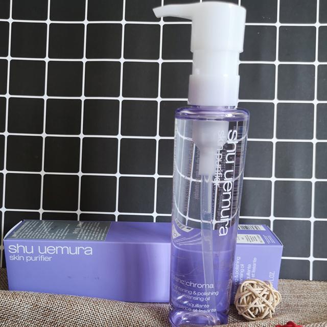 日本 shu uemura 植村秀新净透焕颜洁颜油 150ml 深层清洁 卸妆 温和肌肤