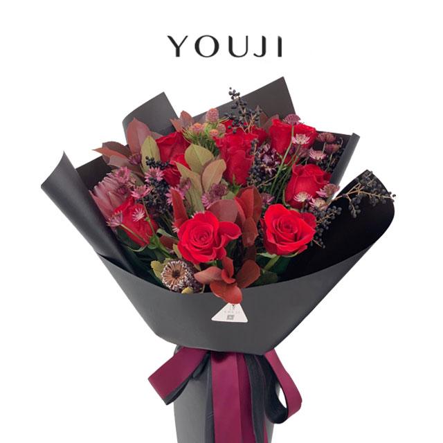 YOUJI-焰火(1束)生日表白送尤己鲜花花束定制仅限北京同城直送