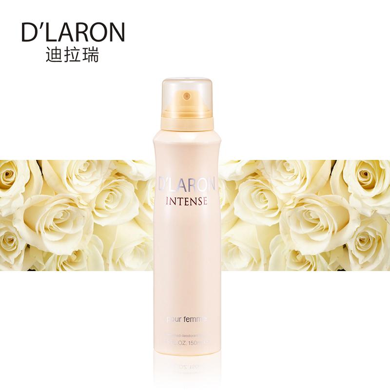法国D`LARON/迪拉瑞女士热情香水喷雾 淡雅清新身体香喷