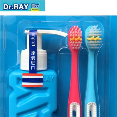 新包装薄荷香型牙膏促销装 150g