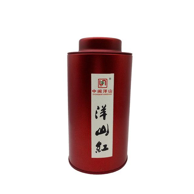 中闽洋山 洋山红小罐红茶120g×2罐