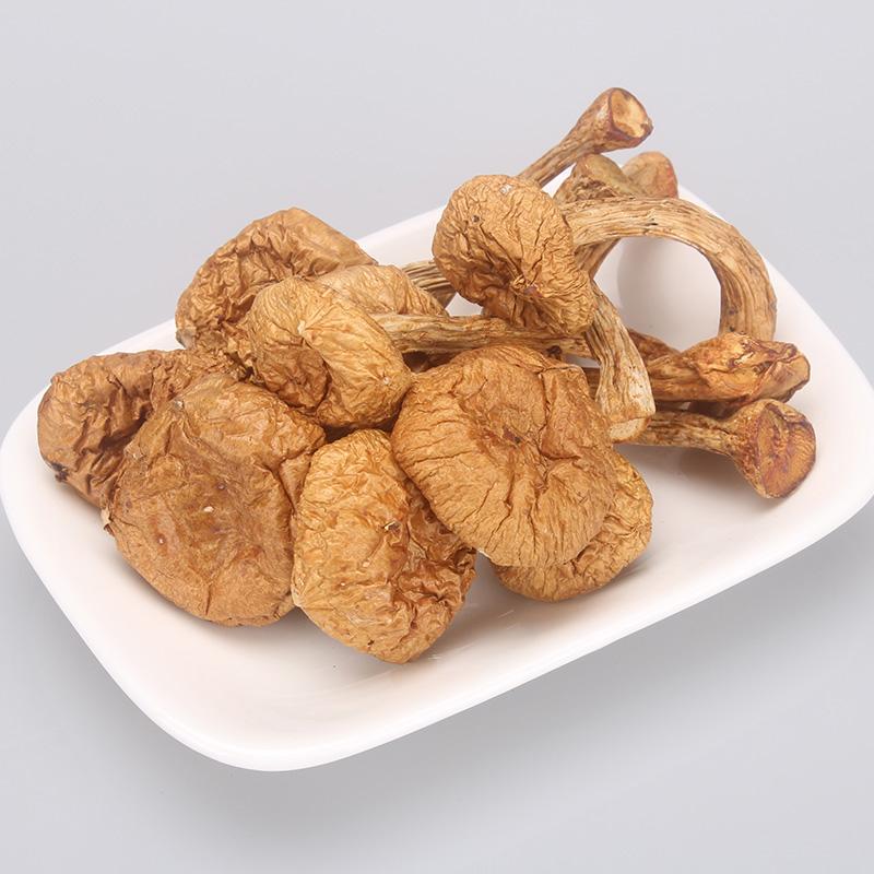 土极啦 滑子菇 东北特产山珍干货 原生菌菇 60g/罐