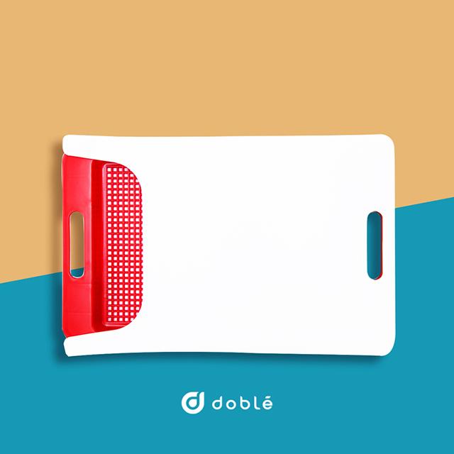 韩国原产doble创意分层伸缩多功能水槽沥水切菜板砧板案板