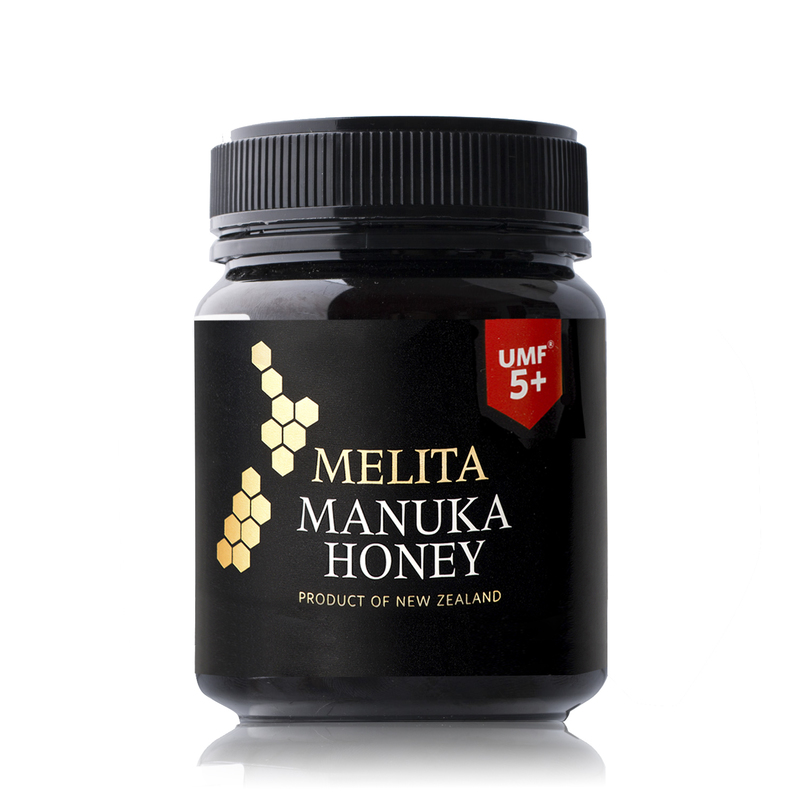 新西兰原产MELITA麦利卡麦卢卡蜂蜜UMF5+ 340g