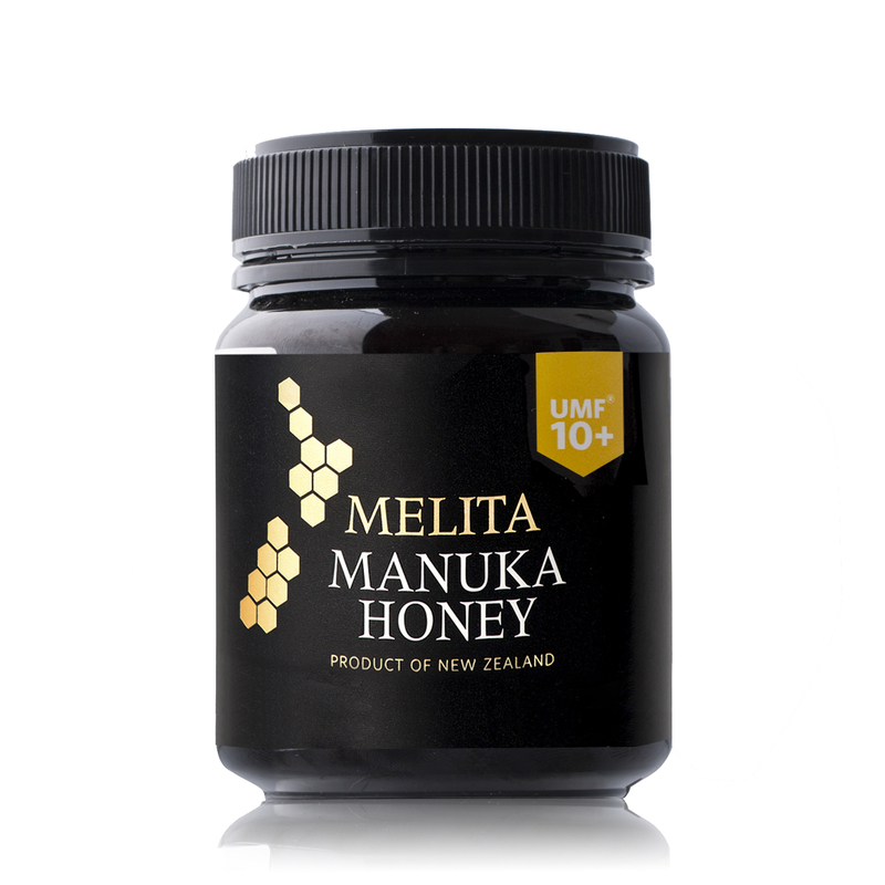新西兰原产MELITA麦利卡麦卢卡蜂蜜UMF10+ 340g