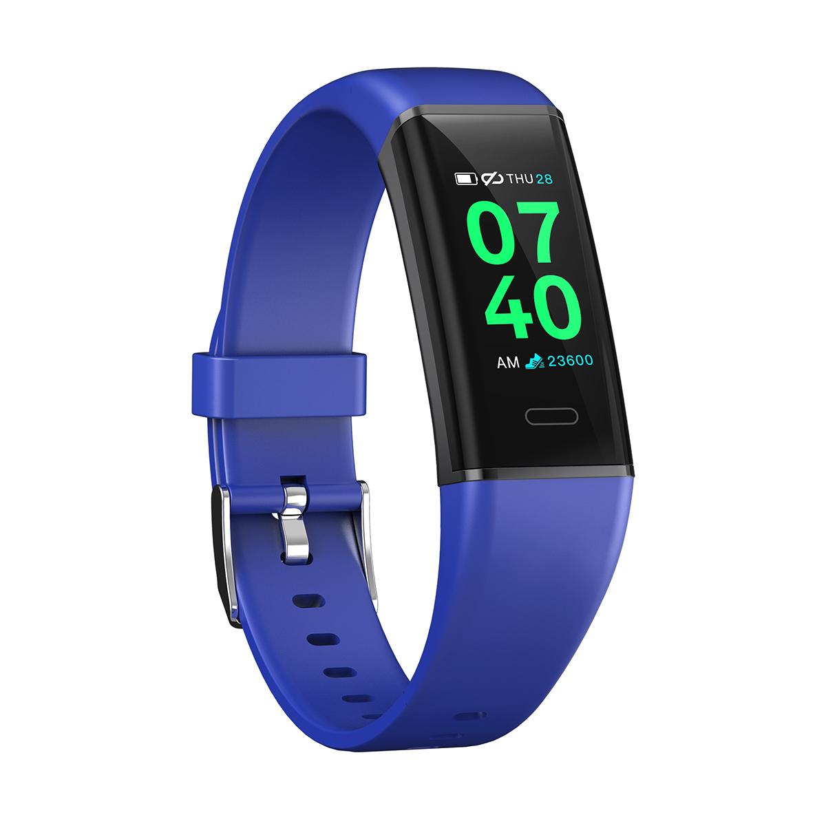 欧达智能心率血压运动手环MK05