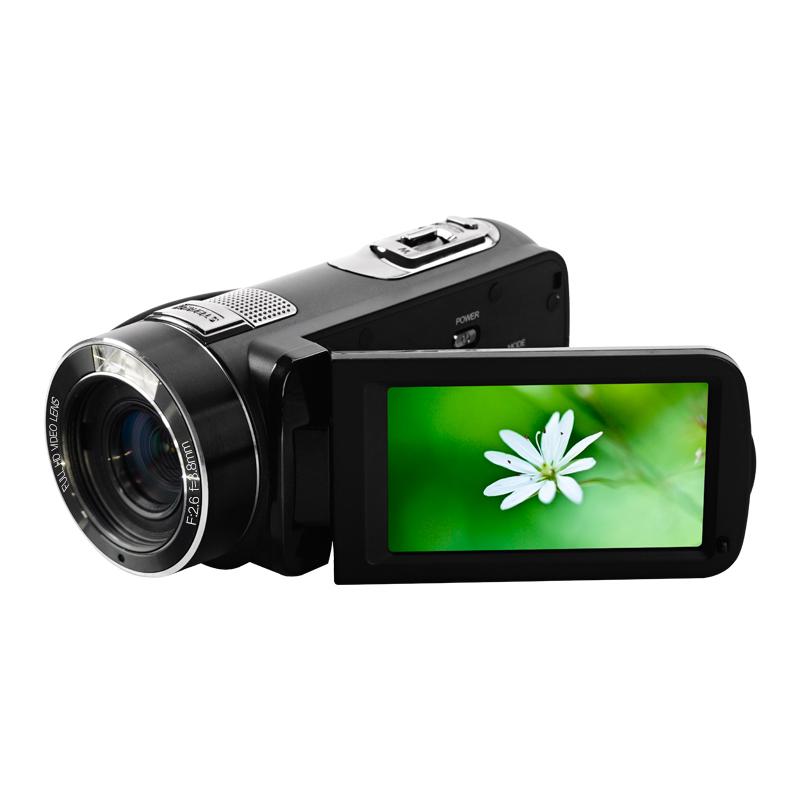 欧达数码摄像机T11(不含SD内存卡)