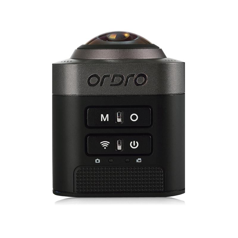 360度全景摄像机D5(不含TF内存卡)
