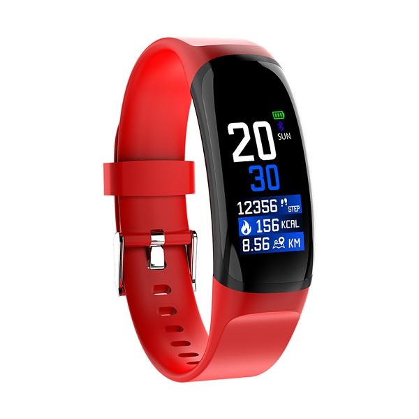 欧达智能心率血压运动手环USB直充MK04