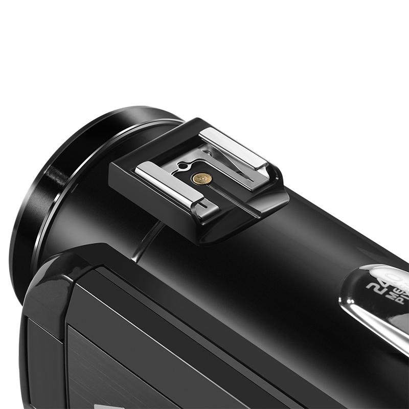 欧达数码摄像机AC3(不含SD内存卡)