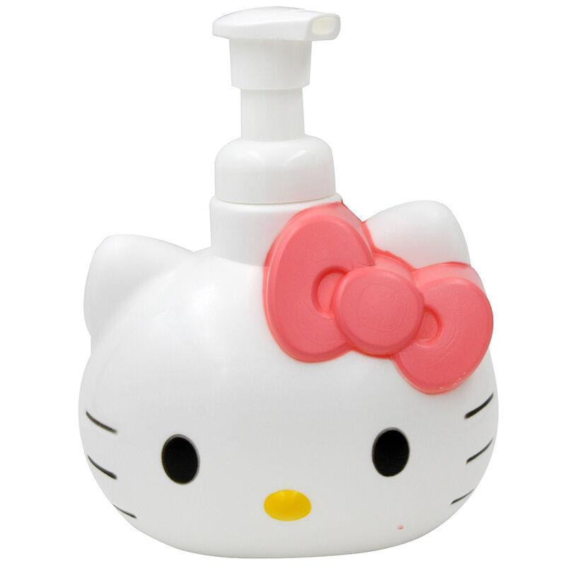 HelloKitty凯蒂猫儿童植物精纯滋养洗沐二合一(泡沫型)500g
