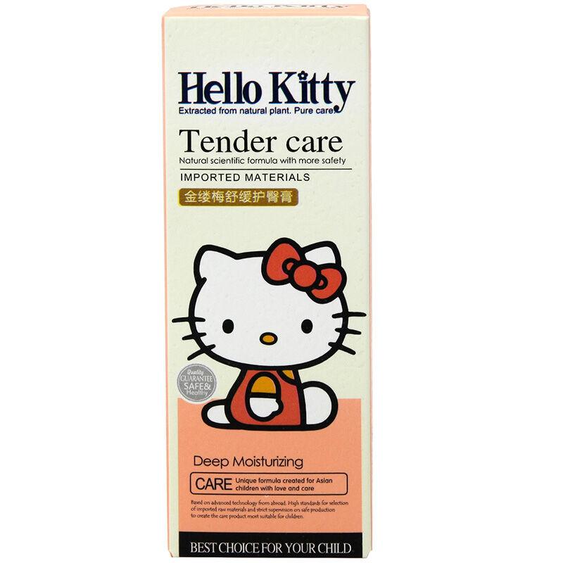 HelloKitty凯蒂猫金缕梅新生儿幼儿舒缓护臀膏50g(2个装,100g)