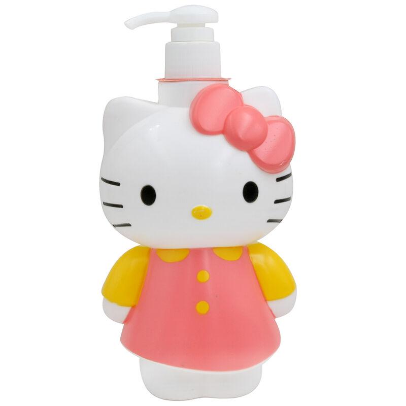 HelloKitty凯蒂猫儿童植物精纯清爽洗沐二合一(卡通型)500g