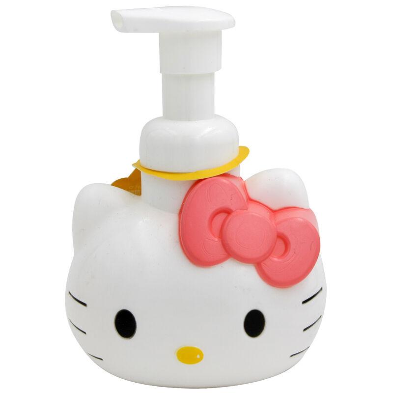 HelloKitty凯蒂猫儿童植物精纯清爽(泡沫型)洗面乳200g(2个装,400g)