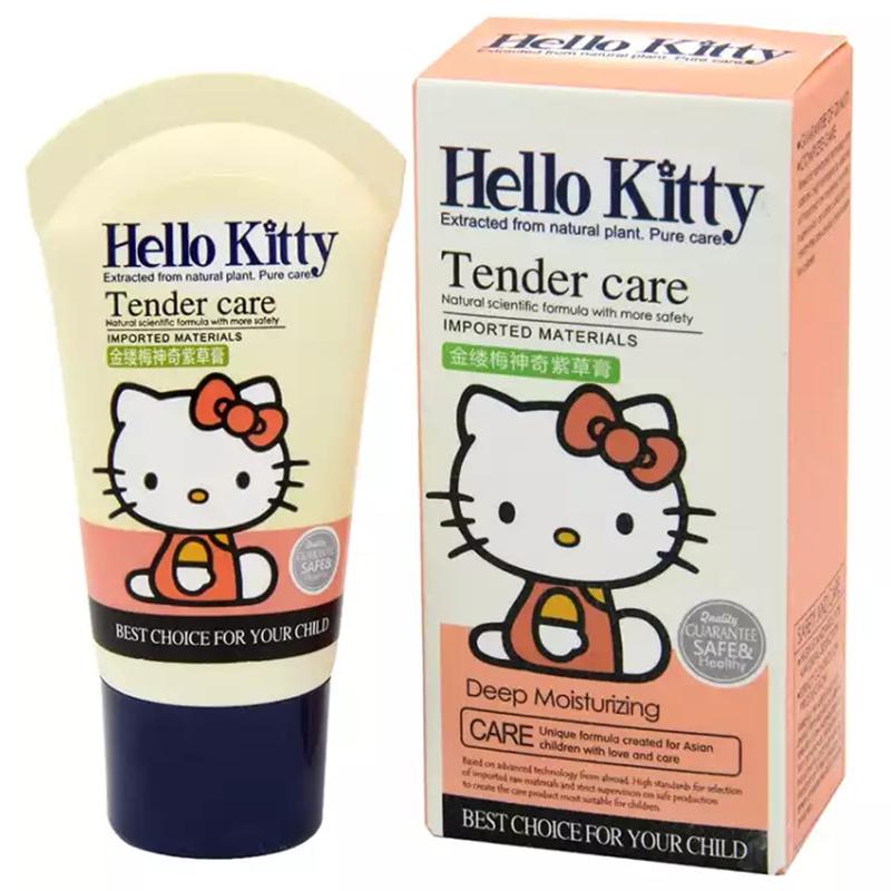 HelloKitty凯蒂猫金缕梅新生儿幼儿神奇紫草膏30g(2个装,60g)