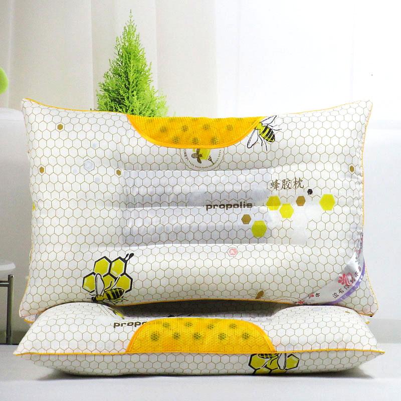 Mkewei【买一送一】磁疗决明子枕保健枕头/一对