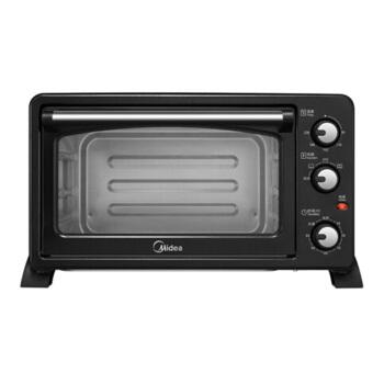 美的(Midea) T3-252C 3D环绕加热 双层烤位 家用多功能 25L电烤箱