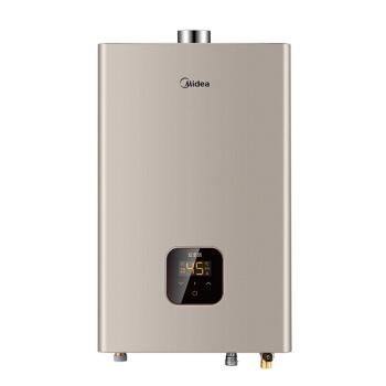 Midea/美的 JSQ22-12HC2天然气速热即热式强排恒温12升家用燃气热水器