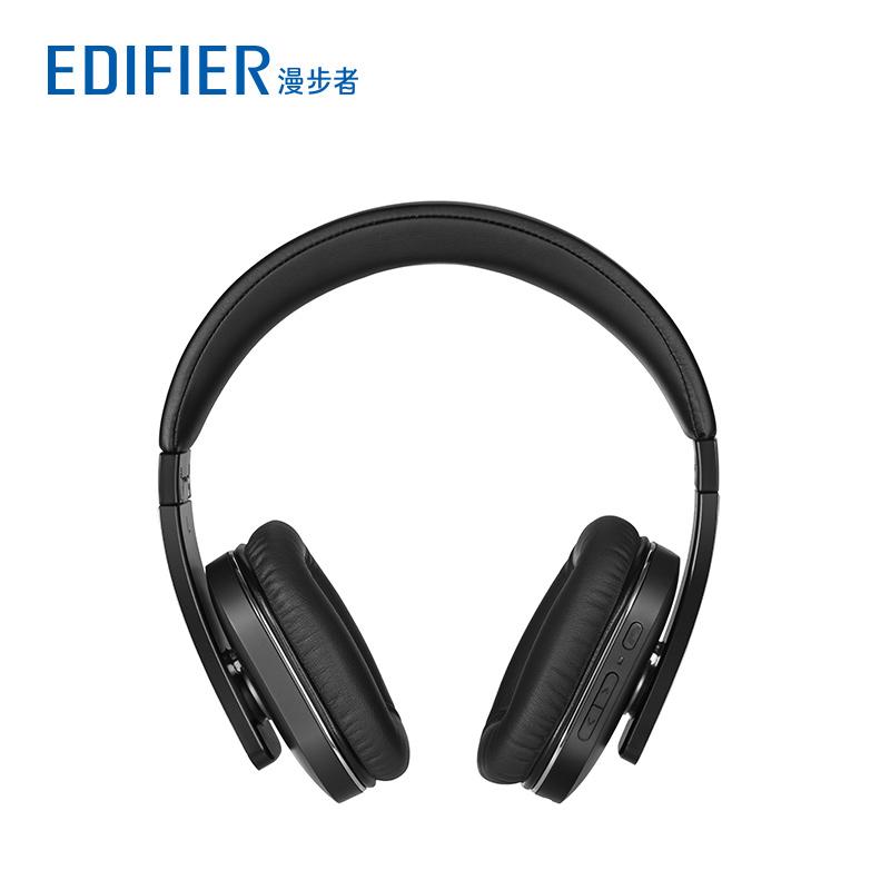 Edifier/漫步者 W845NB头戴式无线蓝牙主动降噪耳机手机音乐耳麦