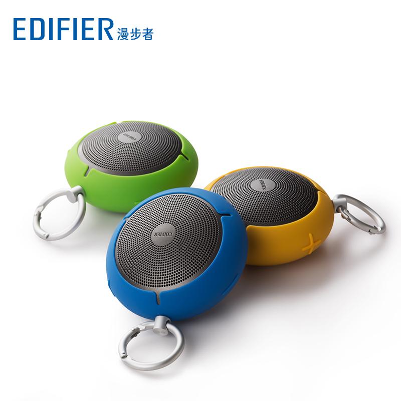 Edifier/漫步者 M100户外迷你型蓝牙音箱随身电话音响断点记忆
