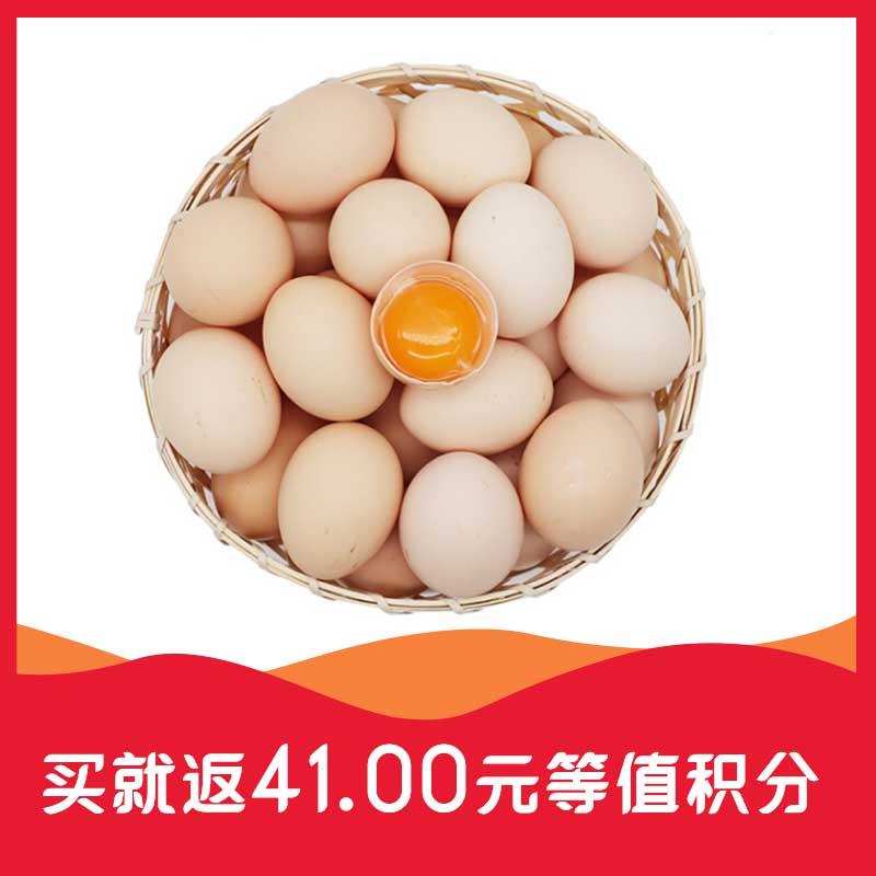 【远庄壹品】山东农家鲜鸡蛋鲜鸡蛋现捡40枚装(单枚40g起)