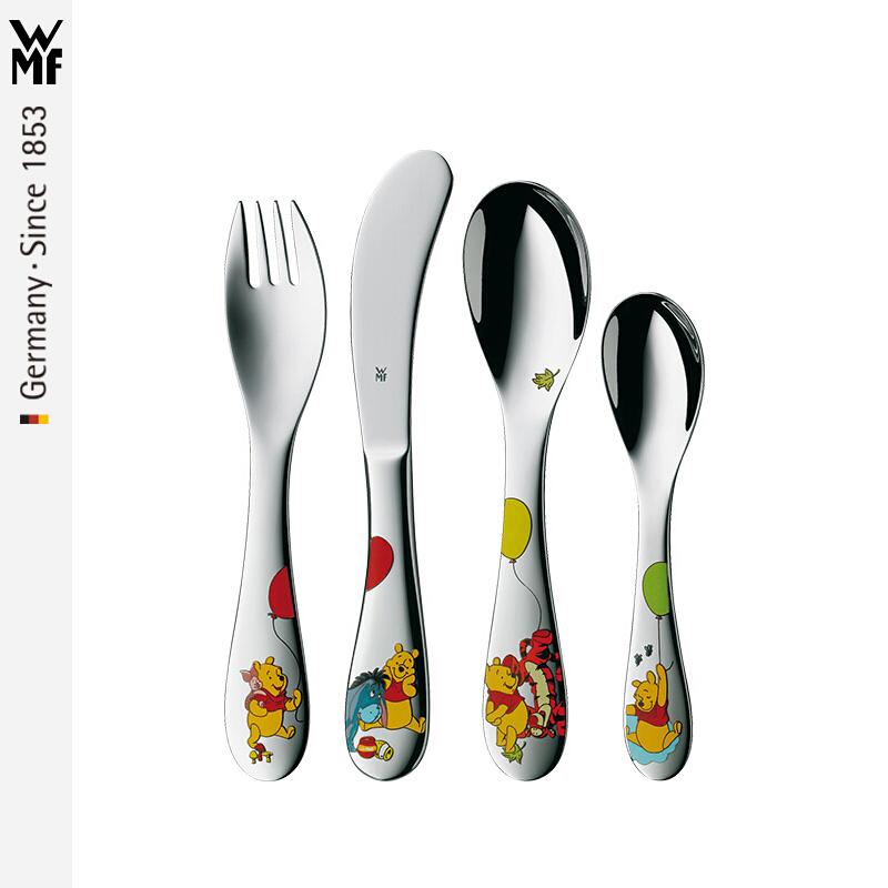 德国进口WMF福腾宝儿童餐具四件套