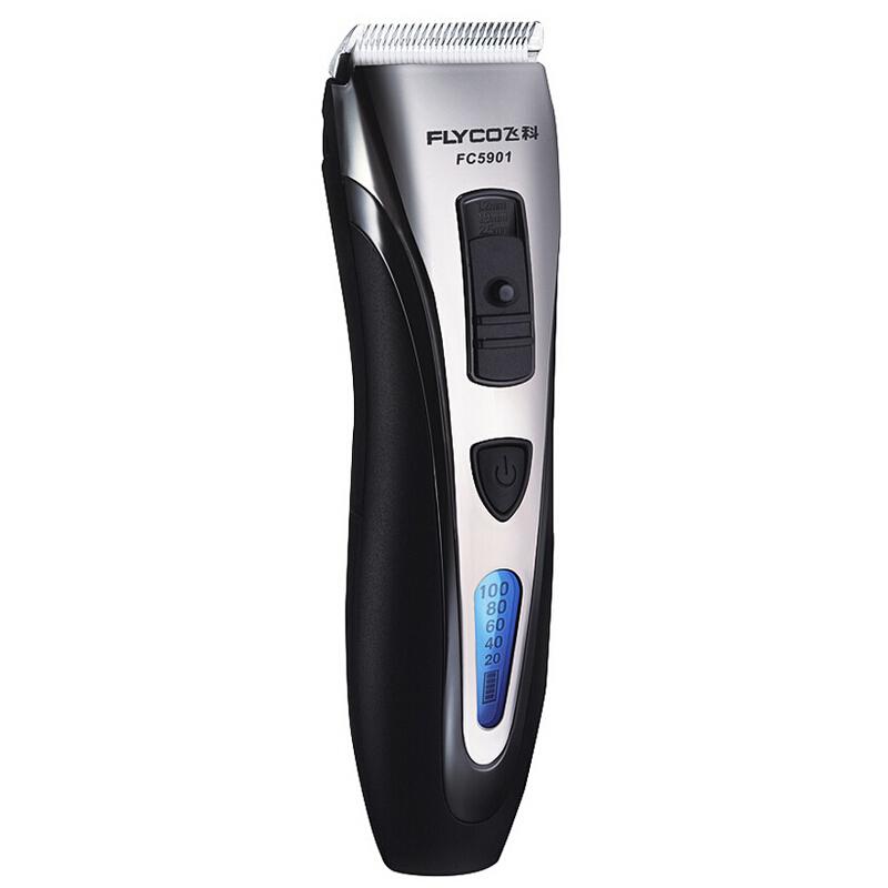 科(FLYCO) FC5901专业电动理发器成人儿童电推子剃头刀充电式理发器电推剪理发剪 标配