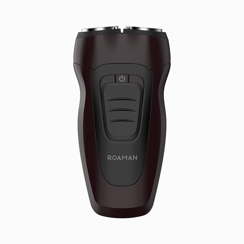 罗曼(ROAMAN)电动剃须刀 全身水洗往复式刮胡刀 RMS3005棕色