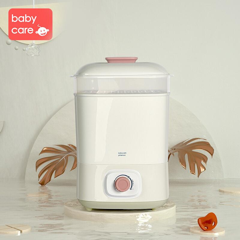 babycare 6920蒸汽消毒器  颜色随机