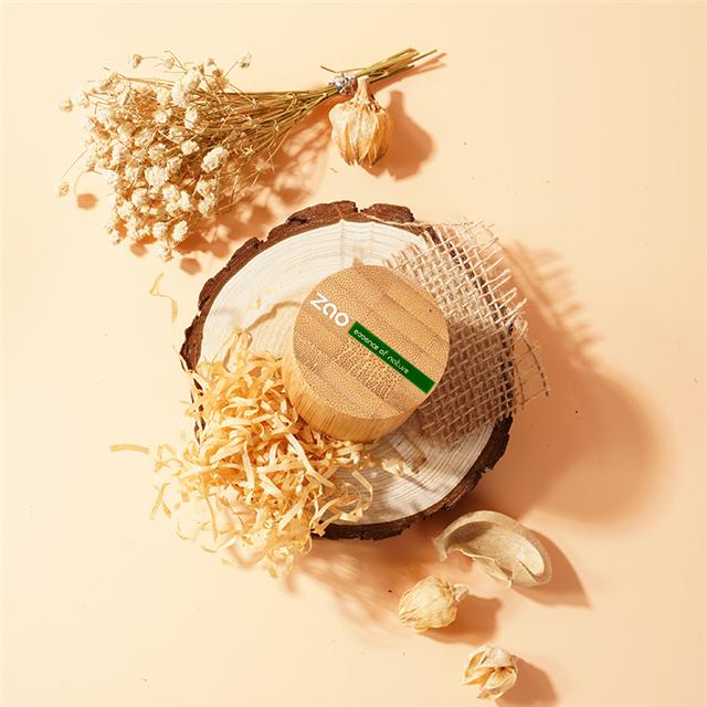 ZAO法国进口有机彩妆- 鲜机稻米亮彩粉2.5g