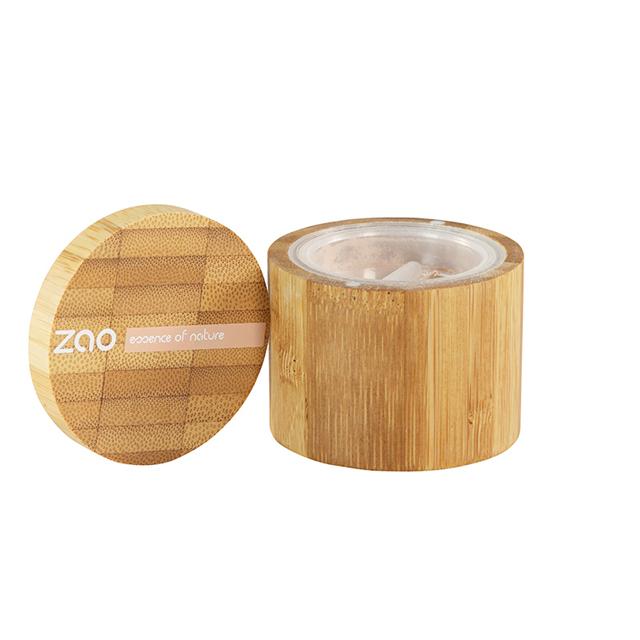 ZAO法国进口有机彩妆-鲜机玉米保湿舒缓蜜粉15g