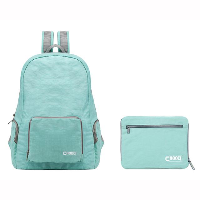 出息(chooci)缤彩超轻折叠背包CR0106 水蓝