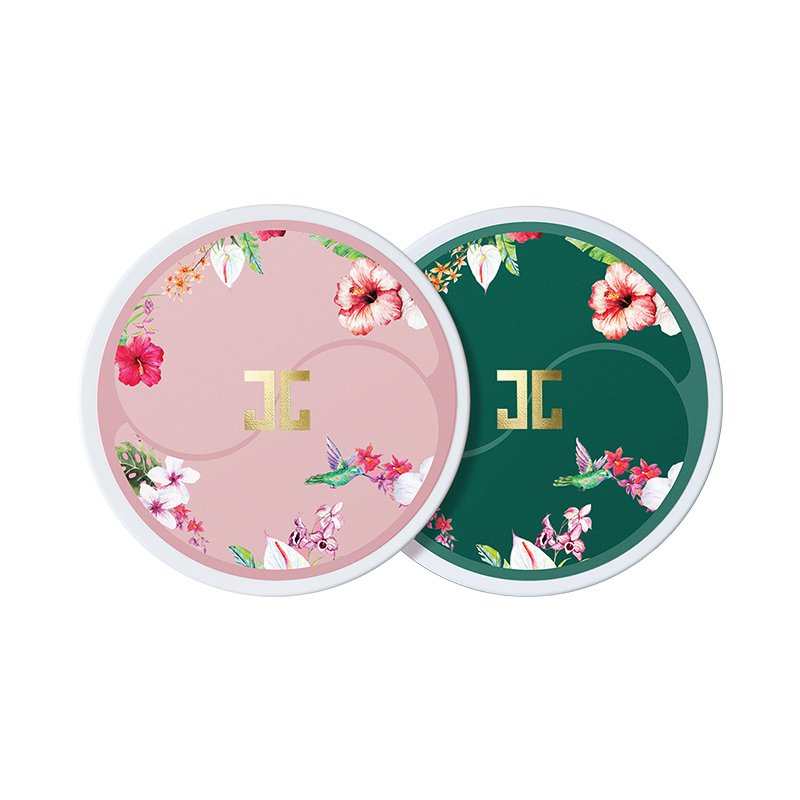 【欧阳娜娜的黑眼圈神器】JAYJUN 新生能量  洛神花眼膜/绿茶眼膜   60片/盒