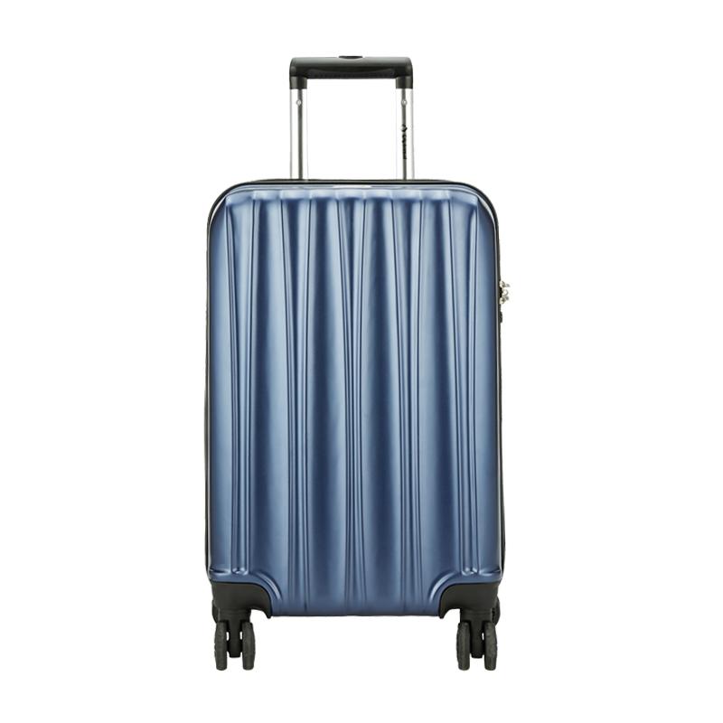 外交官 时尚拉杆箱 20英寸 颜色(蓝色、银色)YH-6172