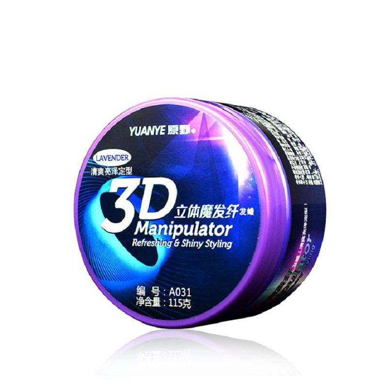 原野3D立体魔发纤(清爽亮泽定型)115g
