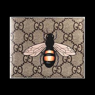 Gucci/古奇 男士双G短款钱包