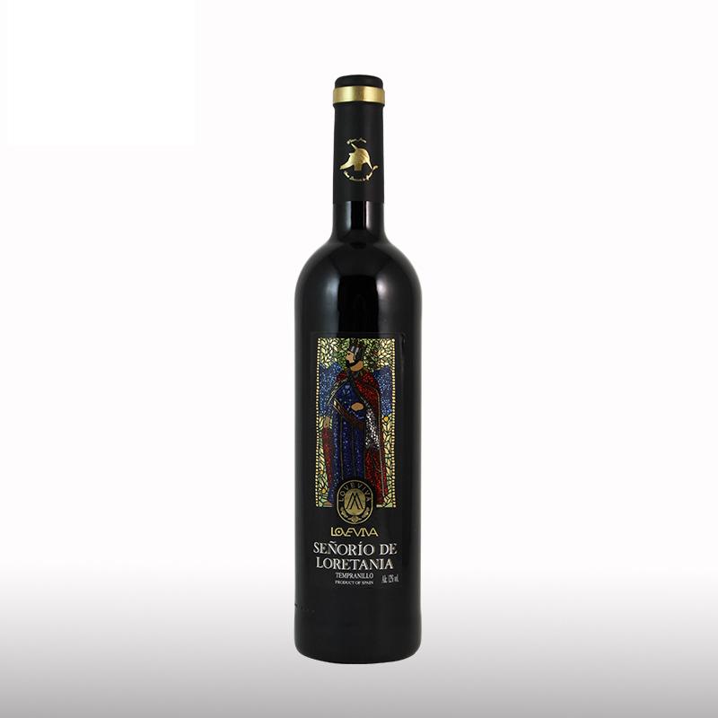 朗非梵 洛斯塔国王干红葡萄酒750ml 西班牙装进口红酒原瓶单支