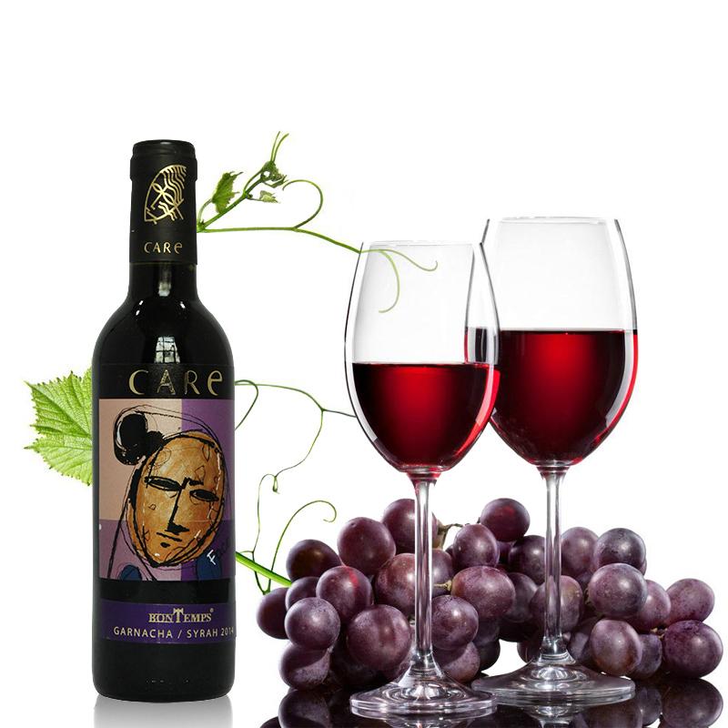 梵特斯 凯尔菲斯干红葡萄酒375ml 西班牙原装进口红酒