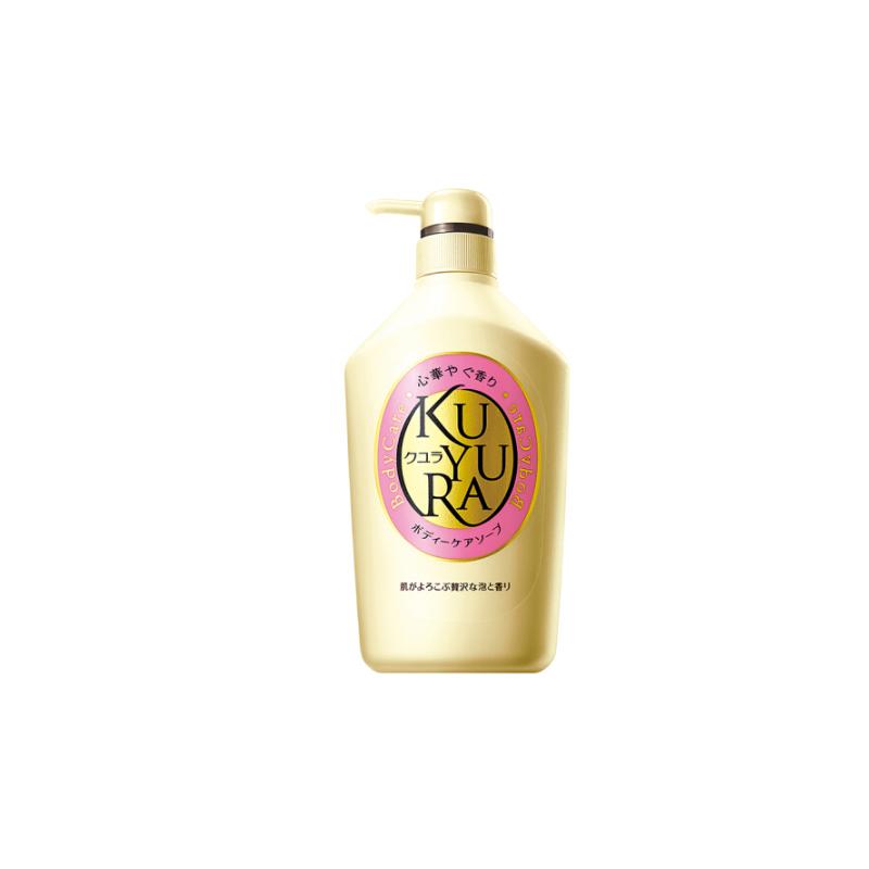 资生堂 肌肤呵护沐浴套装 可悠然沐浴露550ml+美润护手霜100ml 丰富细腻滋润肌肤,清洁肌肤香氛沐浴。轻松吸收不粘腻,打造一双纤纤玉手。