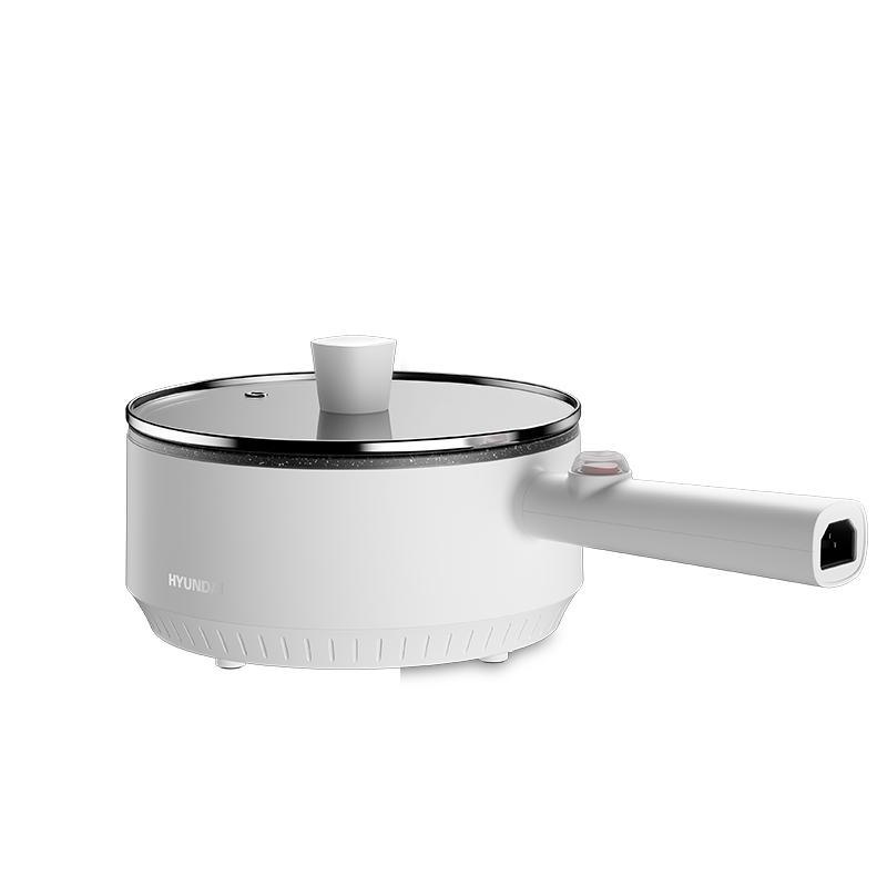 韩国现代(HYUNDAI)智能电煮锅 PN-DZ1101 白色PN-DZ1101