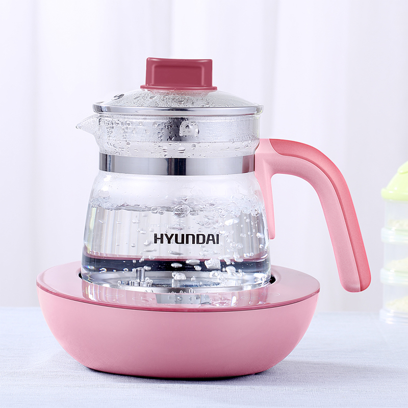 韩国现代(HYUNDAI)暖奶器 QC-NN2606 粉色QC-NN2606