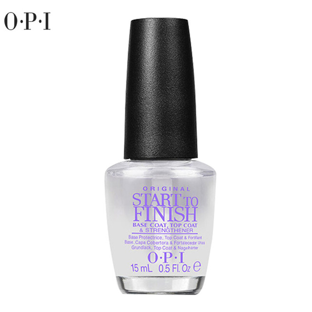 OPI护甲油OPI哑光护甲油15ml