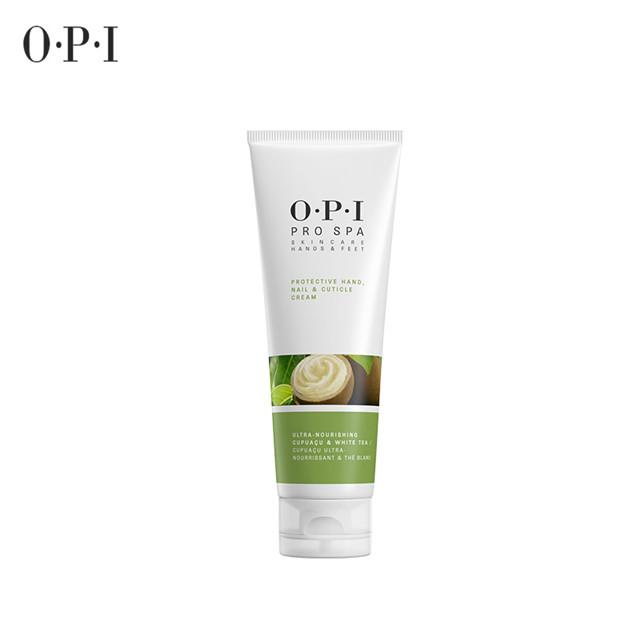 OPI护手乳可可白茶滋润护手乳50ml