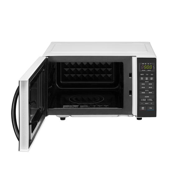 美的(Midea)23L家用微波炉M1-235E 微电脑操控快捷微波炉 平板加热