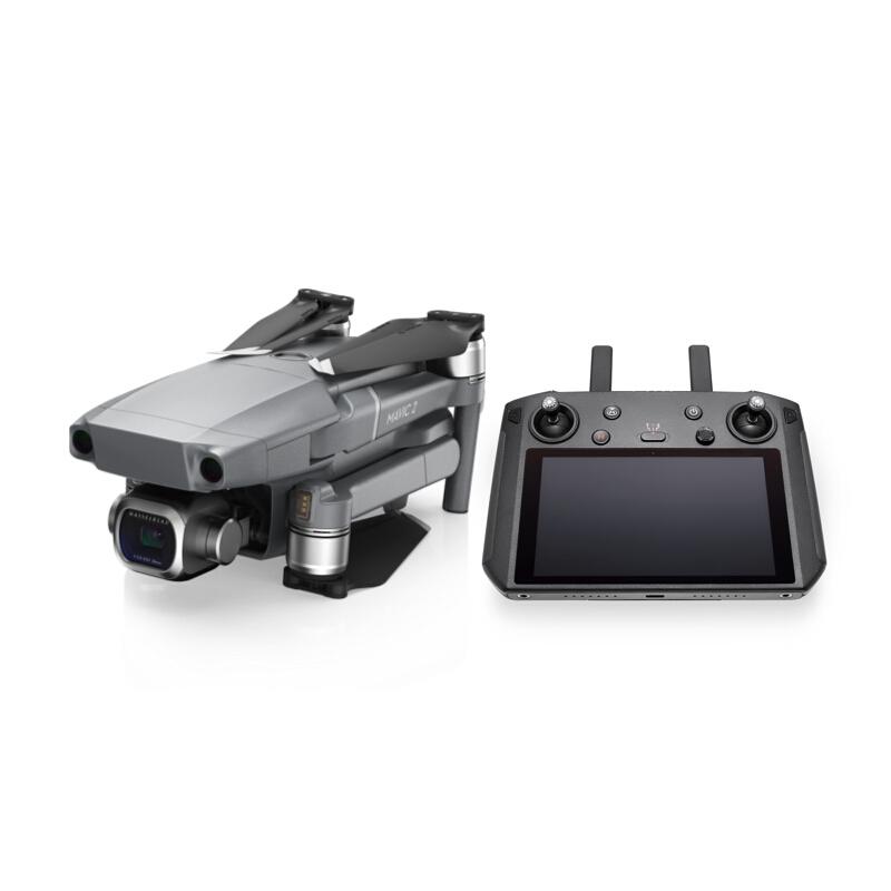 """大疆(DJI)无人机 """"御""""Mavic 2 专业版 (DJI 带屏遥控器) 新一代便携可折叠无人机 4K高清航拍无人机航拍器"""